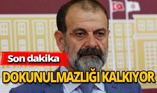 Son dakika! Eski HDP'li Tuma Çelik için karar alındı!