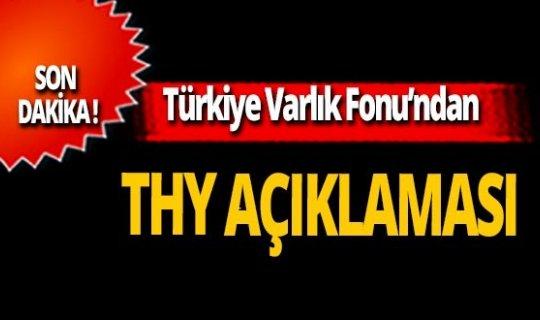 """SON DAKİKA! Türkiye Varlık Fonu Genel Müdürü Sönmez: """"Bu manipüle edilecek bir konu değildir"""""""