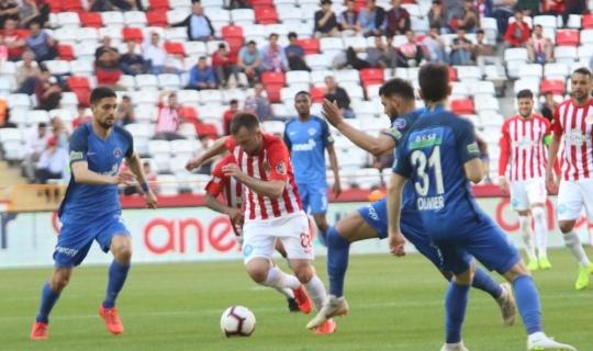 Spor Toto Süper Lig: Antalyaspor: 1 - Kasımpaşa: 0
