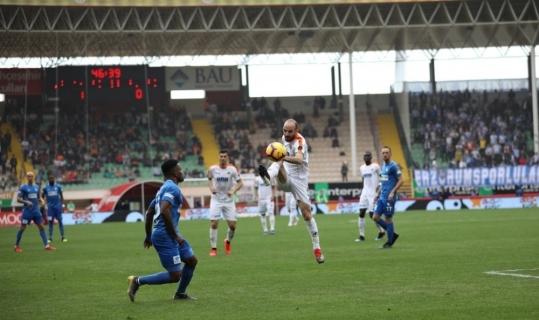 Spor Toto Süper Lig: Aytemiz Alanyaspor: 2 - BB Erzurumspor: 1 (Maç sonucu)