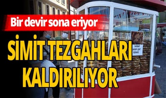 Taksim'de bir sembol daha kaldırılıyor