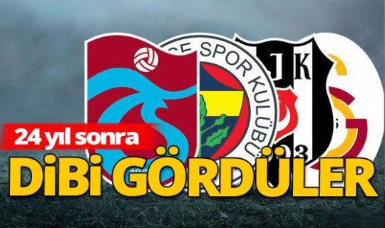 Türk futbolunda kara bir sayfa açıldı
