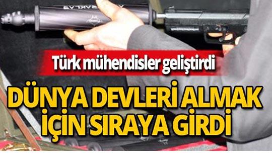 Türk mühendisler üretti, ülkeler almak için sıraya girdi