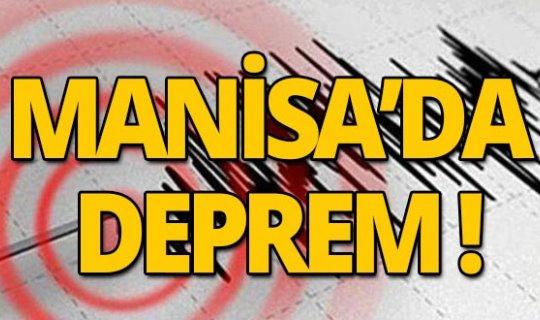 Türkiye beşik gibi: Manisa yine sallandı