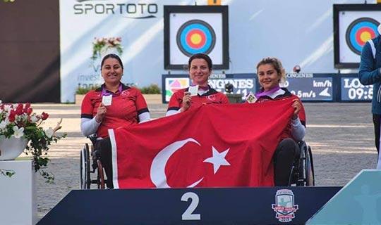 Türkiye'nin gururu oldular!