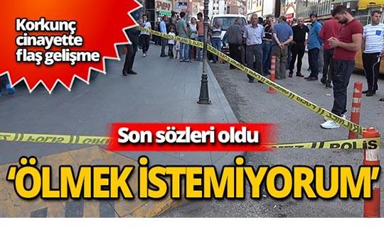 Türkiye'yi yasa boğan cinayet
