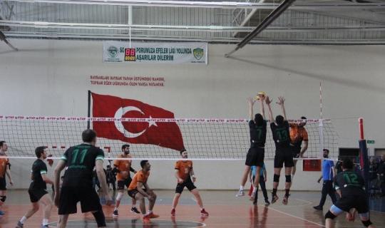 TVF Erkekler 1. Lig: Solhanspor: 3 - Malatya B. Belediye: 0