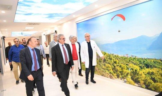 Antalya Valisi Karaloğlu Organ Bağışına Dikkat Çekti