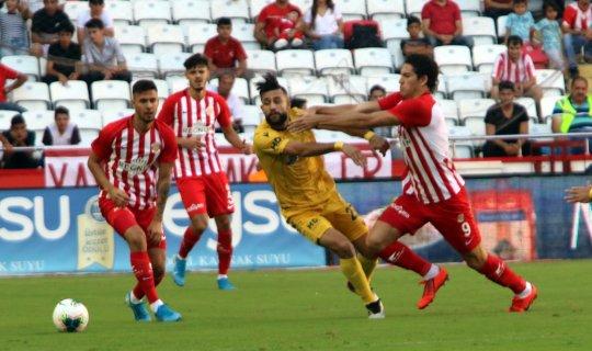 Yeni Malatyaspor ile Antalyaspor 7. kez karşı karşıya