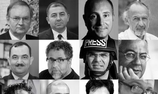 """""""Yılın Basın Fotoğrafları"""" seçiliyor"""