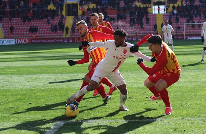 Antalyaspor ile Kayserispor 35. kez karşı karşıya gelecek