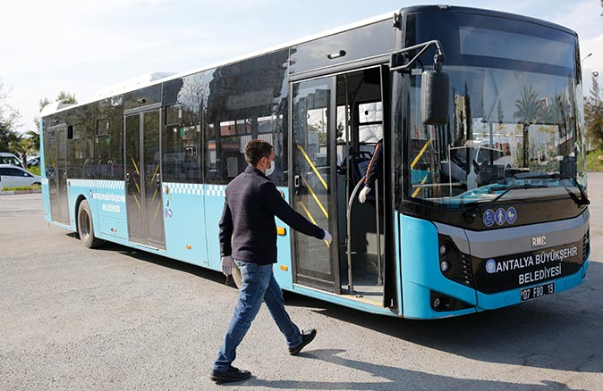 15 Ocak'a kadar HES kodu eşleştirmesi yapmayanlar toplu taşımadan faydalanamayacak