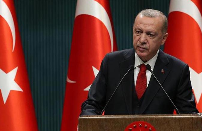 Cumhurbaşkanı Recep Tayyip Erdoğan'dan AİHM'nin Selahattin Demirtaş kararına ilişkin ilk açıklama