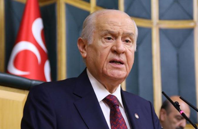 MHP Genel Başkanı Devlet Bahçeli'den Akşener'e 'evine dön' çağrısı