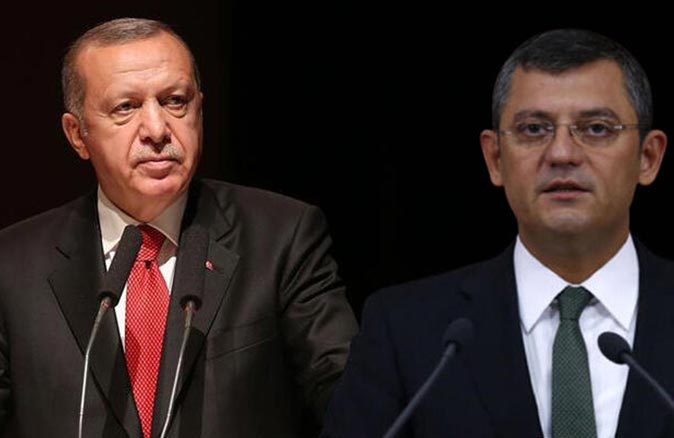 Son dakika... Cumhurbaşkanı Recep Tayyip Erdoğan'dan CHP'li Özgür Özel'e dava