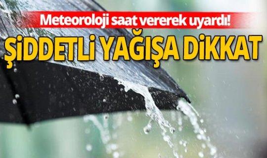 10 Aralık 2020 Perşembe Antalya'da hava durumu