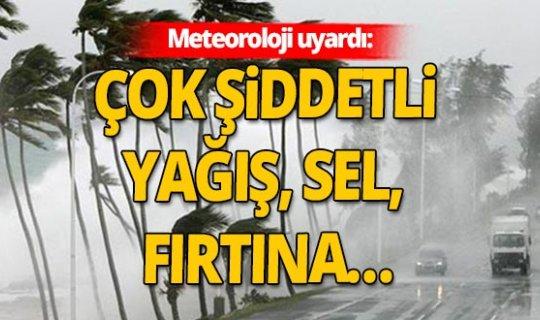 11 Aralık 2020 Cuma Antalya'da hava durumu