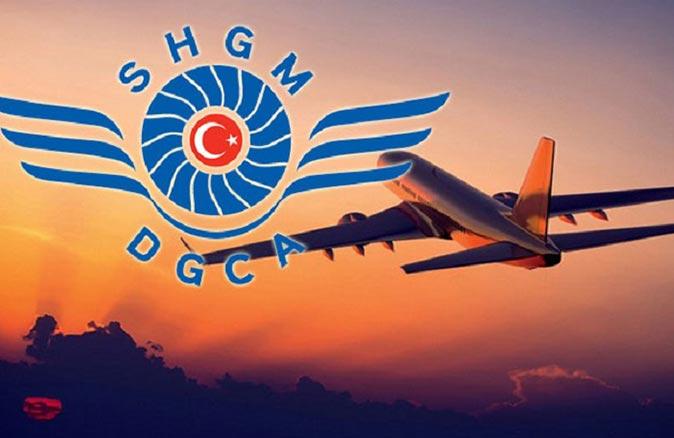 Son dakika! SHGM'den uçuşlara yönelik açıklama