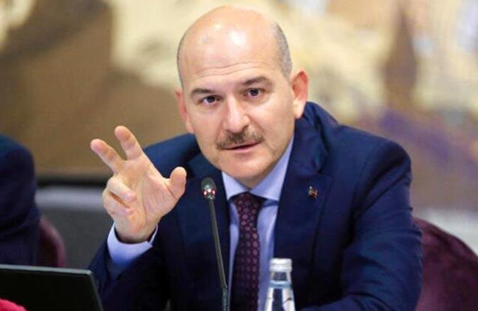 Son dakika...İçişleri Bakanı Süleyman Soylu'dan AİHM'nin Demirtaş kararına sert tepki