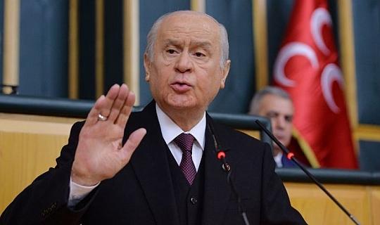 MHP lideri Bahçeli'den yoğun bakım faciası hakkında açıklama