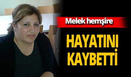 2 çocuk annesi hemşire Melek Erciyez koronavirüsten hayatını kaybetti