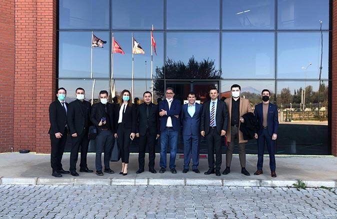 DEVA Antalya ''Dijital Tarım'' dedi