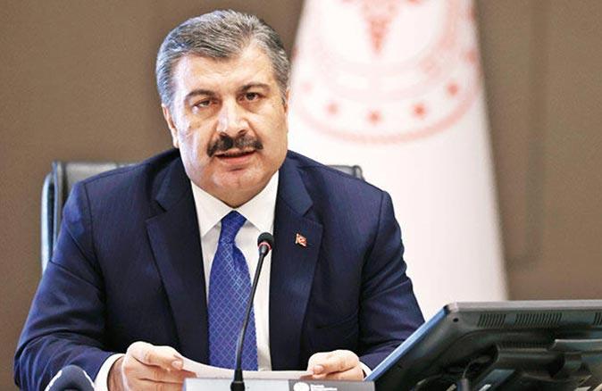 Sağlık Bakanı Fahrettin Koca'dan mutasyon açıklaması
