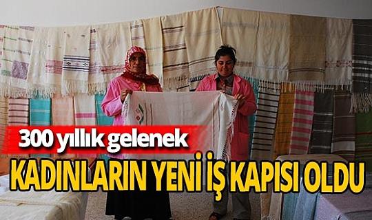 Antalya'da 300 yıllık gelenek kadınlara iş kapısı oldu