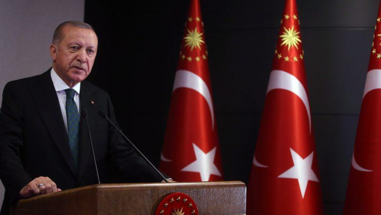 Cumhurbaşkanı Erdoğan'dan koronavirüs çağrısı