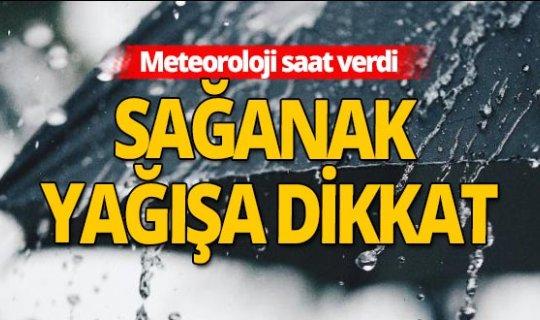 4 Kasım 2020 Antalya'da hava durumu