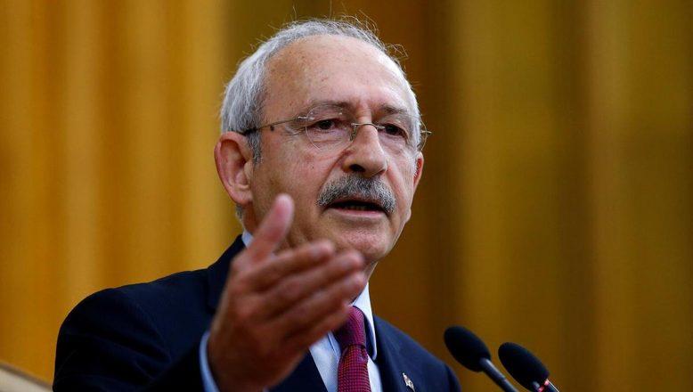 CHP Lideri Kılıçdaroğlu'ndan koronavirüs ölümlerine ilişkin açıklama