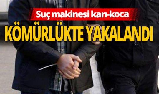 5 ilde 'hırsızlık' suçundan aranıyorlardı! Kayseri'de yakandılar