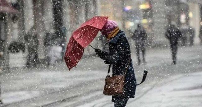 Meteoroloji uyardı! Çığ, buzlanma ve don uyarısı