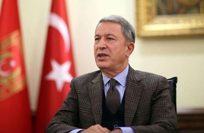 SON DAKİKA! Bakan Hulusi Akar duyurdu! 'Personelimiz Azerbaycan'a gitti'