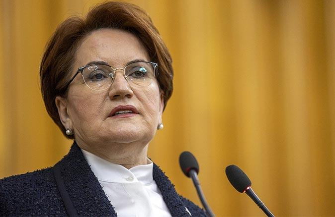 İYİ Parti Genel Başkanı Akşener'den flaş açıklama: 'Reforma elbette ihtiyaç var'