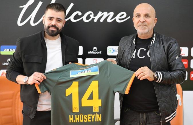 Aytemiz Alanyaspor, Hasan Hüseyin Acar'ı transfer etti