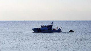 Antalya'da balıkçı teknesi alabora oldu