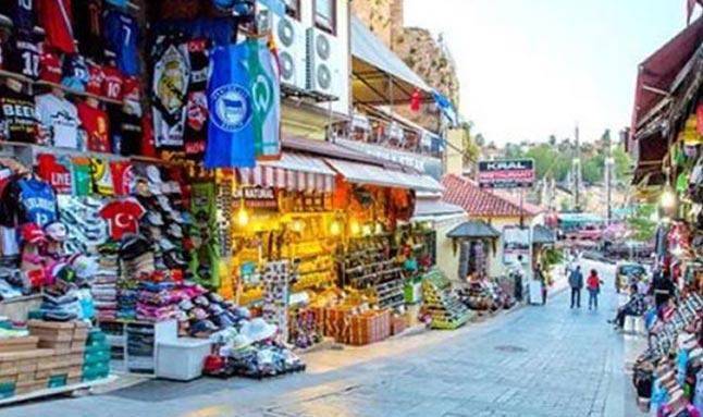 Antalya'da 'yerel işletmeleri tercih et' kampanyası başlatıldı