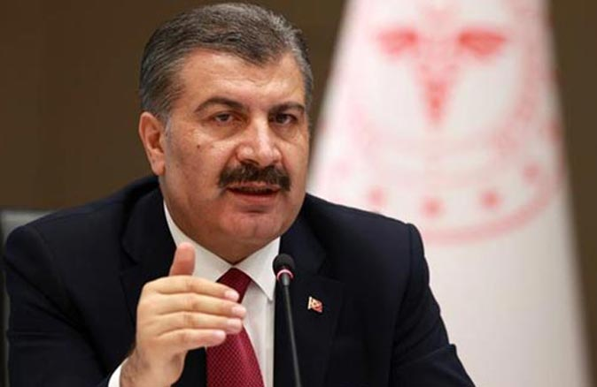 Bakan Fahrettin Koca Antalya'daki vaka sayısını açıkladı