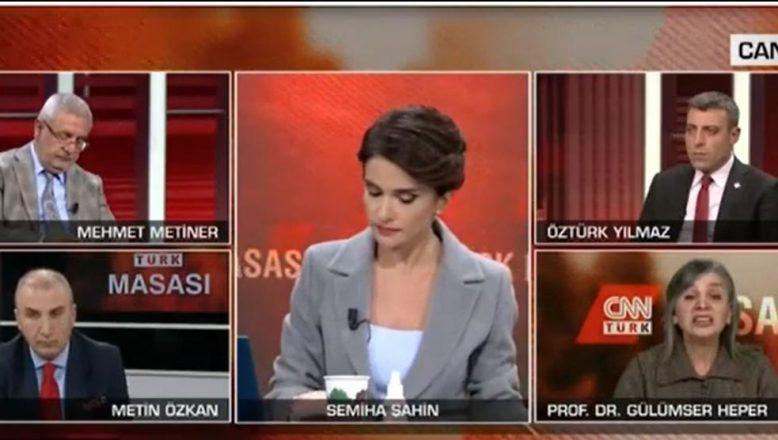 Prof. Dr. Gülümser Heper'in teröristbaşı Abdullah Öcalan için 'sayın' demesi tartışma yarattı