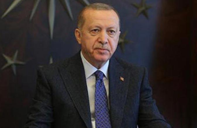 Cumhurbaşkanı Erdoğan'dan aşı ve yılbaşı açıklaması