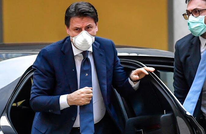 Başbakan Conte, yeni kısıtlamaları böyle duyurdu!