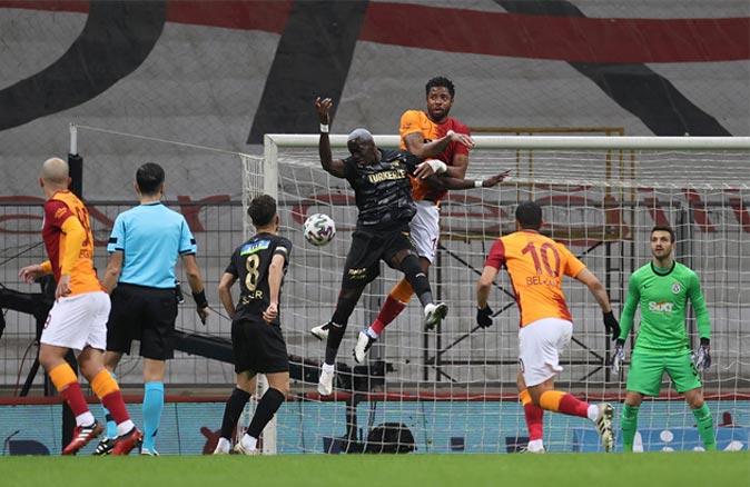 Fatih Terim'siz Galatasaray kazandı