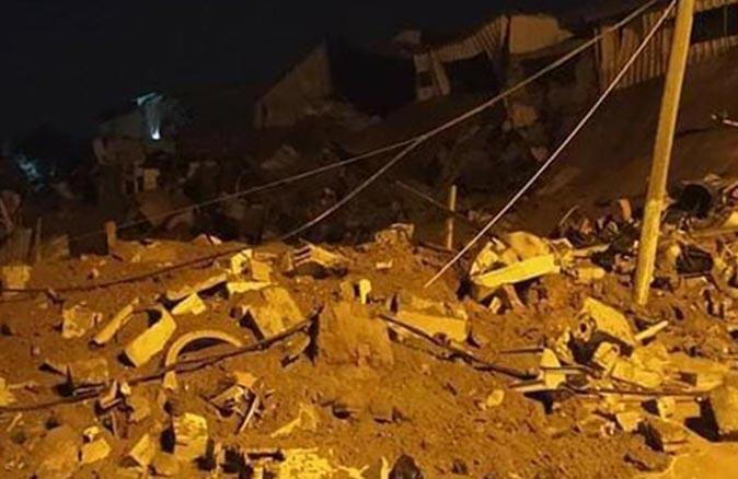 İsrail'den Gazze'ye hain saldırı
