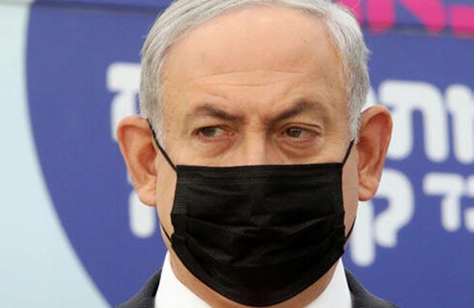 İsrail'de ilk koronavirüs aşısı Başbakan Netanyahu'ya yapıldı