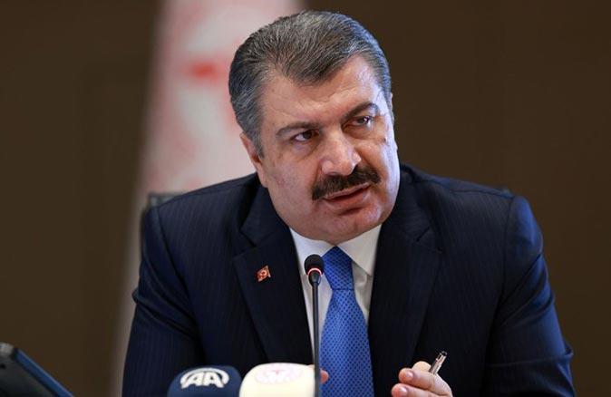 Son dakika! Sağlık Bakanı Koca: Kimsenin toplumun umutlarını tüketecek yorumlar yapmaya hakkı yok