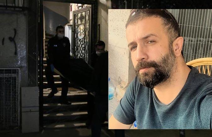 Ünlü Senarist Alper Alpözgen arkadaşının evinde ölü bulundu
