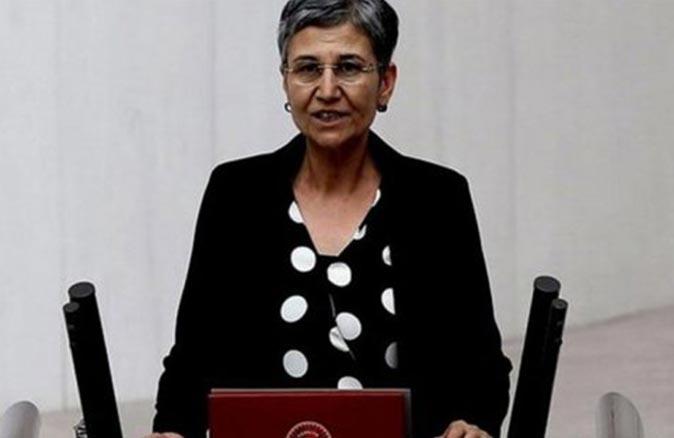 HDP'li Leyla Güven gözaltına alındı