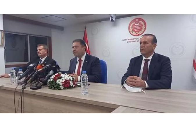 KKTC'nin yeni hükümeti yarın Türkiye'ye geliyor
