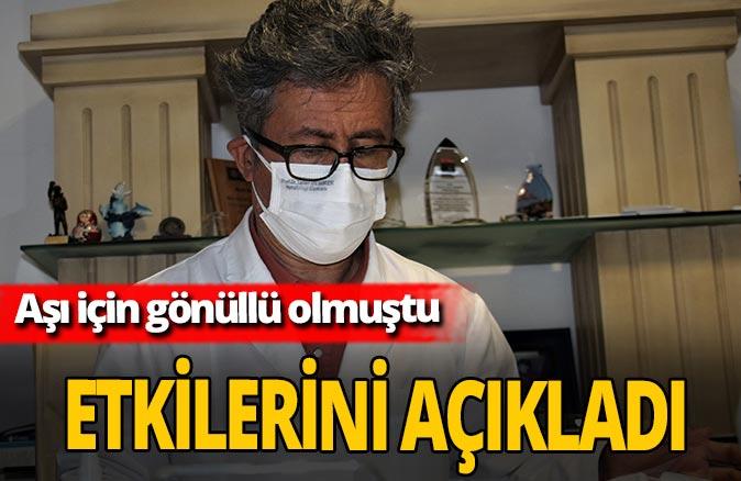 """Prof. Dr. Taner Demirer: """"Antikoruma baktırdım, oldukça yüksek çıktı"""""""